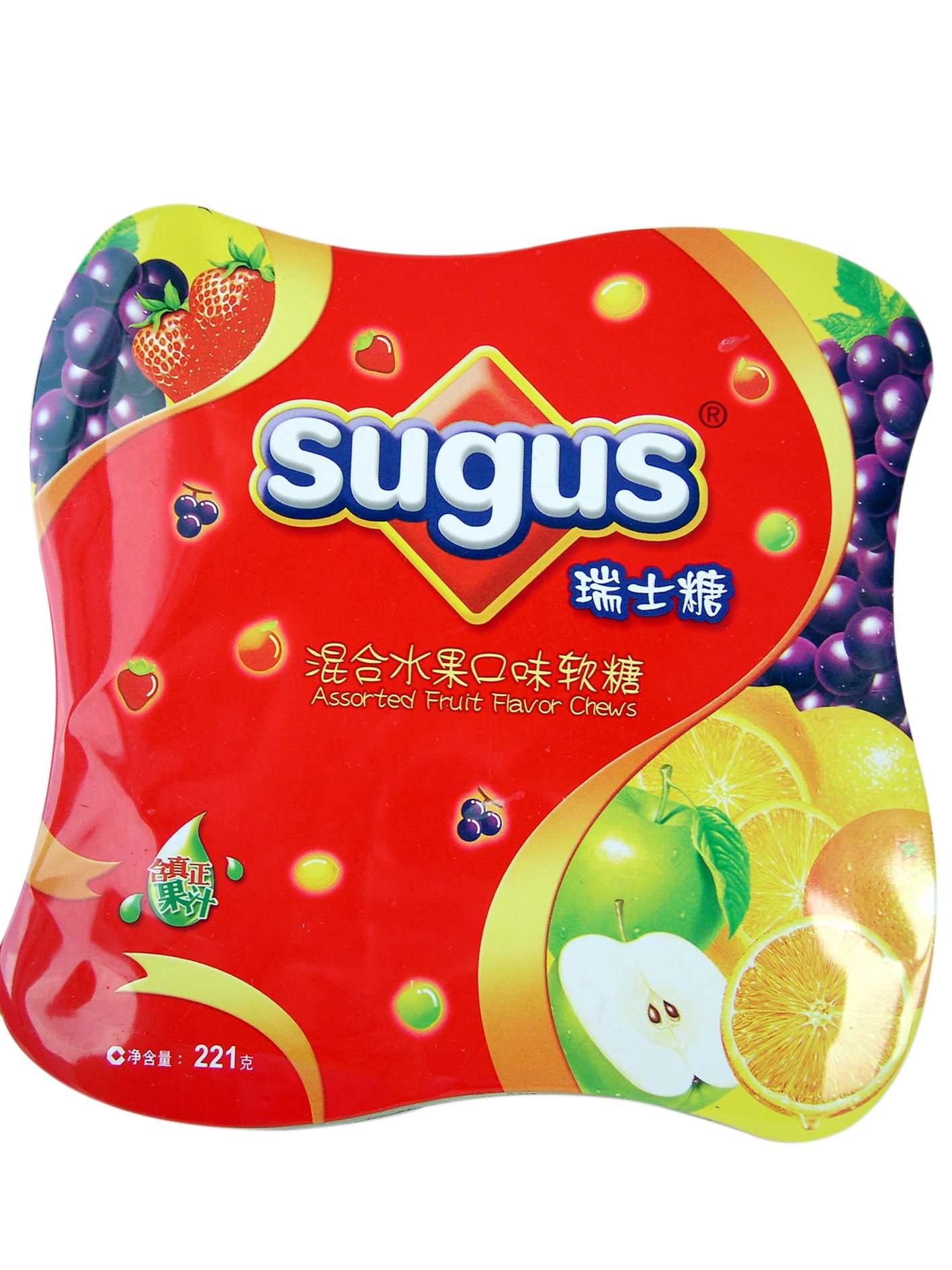 彩虹糖包装设计分享展示
